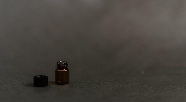 Empty microdosing bottles